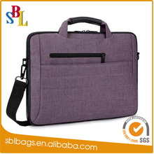 Multi-functional Suit Fabric Portable Laptop Sleeve Case Bag for Laptop, Tablet, Macbook, Notebook