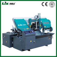 cnc iron rod cutting machine bandsaw metal cutter GZ4232