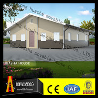Australia style easy assembling and enviromental cheap prefab homes for sale
