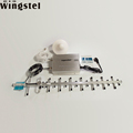 Buy good quality Booster Cell Phone Amplifier GSM Signal Repeater 900MHz GSM990-5W cellphone signal repeater