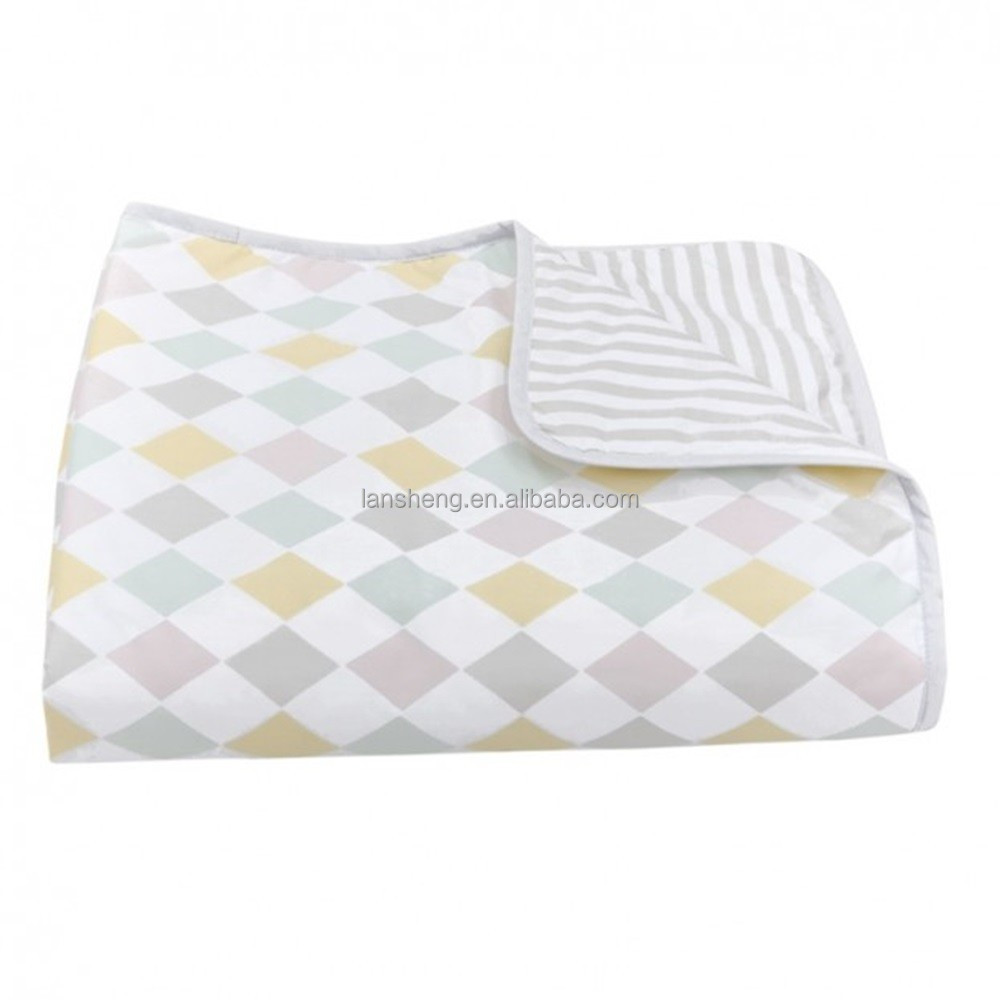 Cotton Printed Blanket For Baby Boys