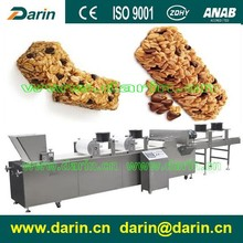 Cereal Bar Processing Line Peanut brittle Cereal Bar Forming And Cutting Machine