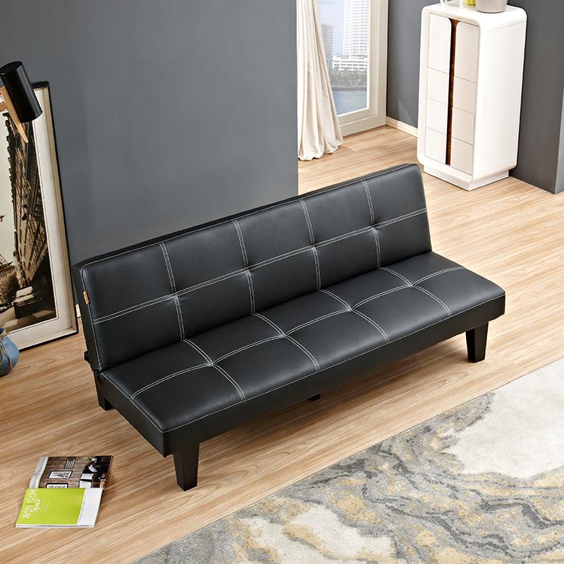 Elegant Sofa Bed With Storage Box Novel Design Folding For Living Room