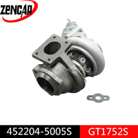 saab turbocharger gt1752s 55560913 for car With B235E Engine