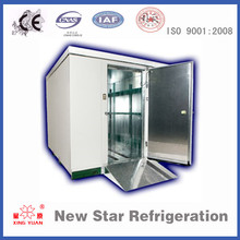 Pharmaceutical cold rooms for meat/blast freezer room