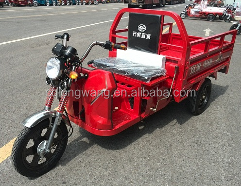 800W 1000W 1500W 2000W Cargo Use and Electric Driving Type Hybrid power electric tricycle Three Wheeler