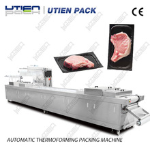 TOP Vacuum Skin Packing machine for fresh meat, beef, lamb,poultry