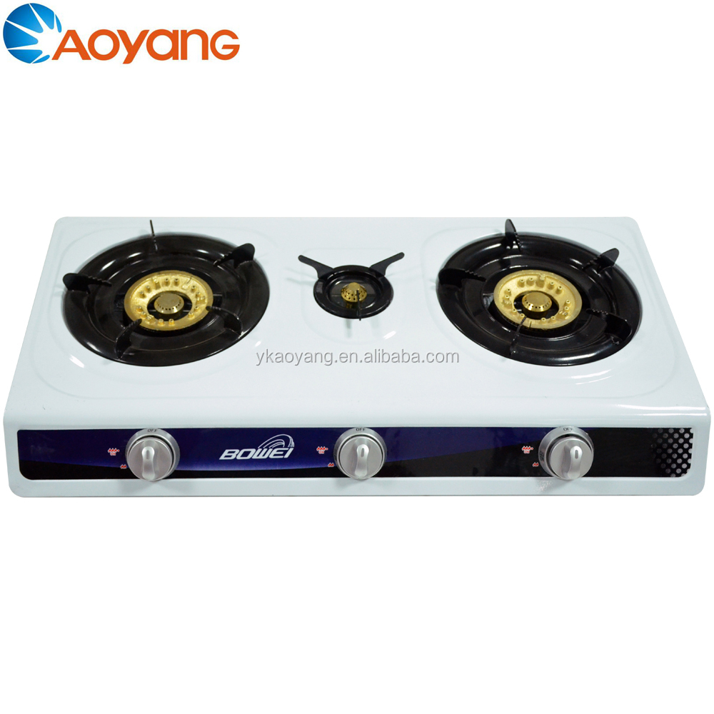 Best Gas Stove Stainless Steel Gas Stove With 3burner Bw-3015 ...
