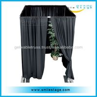 RK wedding drapes aluminium pipe clamp