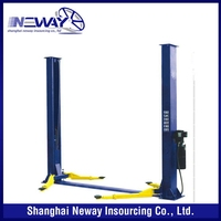 Competitive price latest accident damaged car repair car lift