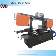 Manually controlled Blade Tension cutting hydraulic band cutter cnc saw machine