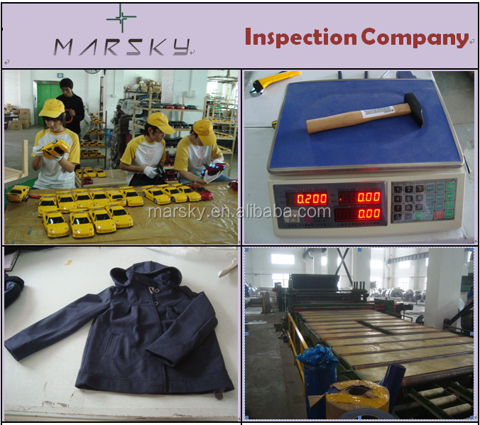 inspection quality control/QC service in nantong/shaoxing/huaian/ningbo/haerbin/jinan/Dalian/third part inspection service