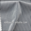 Wholesale printed stripe velvet 100 polyester fabric for thermal cloth