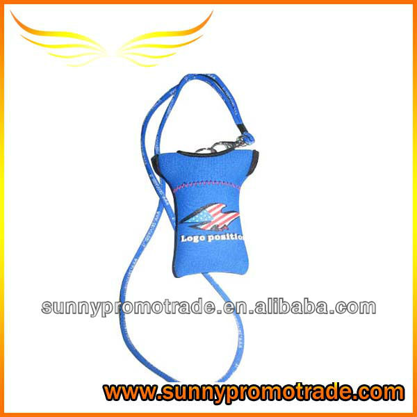 Funny Neoprene phone holder with your LOGO for promotion gifts