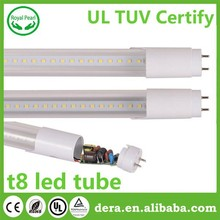 2016 high quality 4ft 1.2m 18w AC110-277v ul t8 led tube