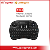 Egreat AK82 air mouse touchpad 2.4Ghz wireless keyboard driver