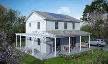 Prefab Light Gauge Steel Structure Villa