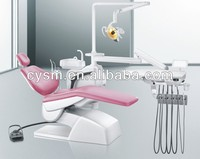 Strong Mobility Dental Chair/Mobile Instrument Tray Dental Unit/Dental Detes Chair