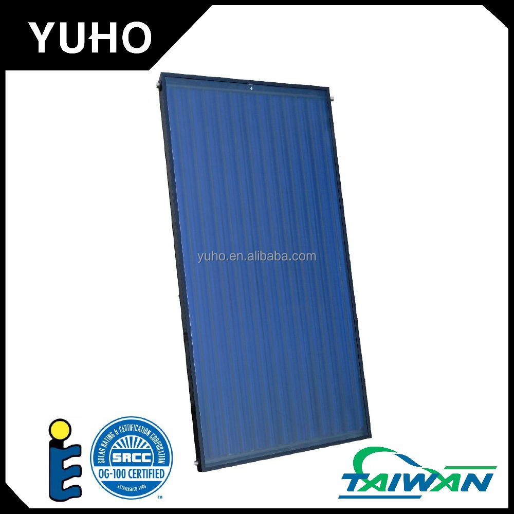 Stainless steel solar thermal air flat plate collector prices