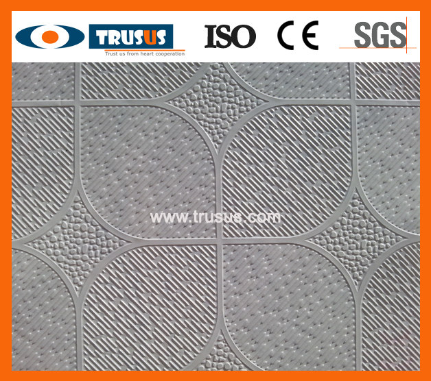 CE AND ISO Approved Best Gypsum False Ceiling Price