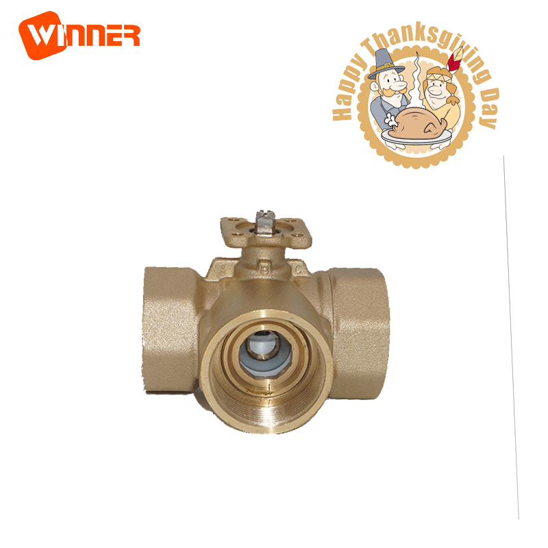 control valve for FCU 3 way importing USA motor DN40