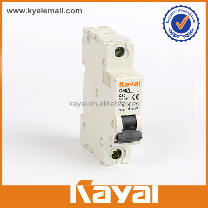 Factory wholesale High Grade hyundai molded case circuit breaker