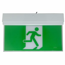 AS2293 Ultrathin 3W 3hours exit sign rechargeable emergency light emergency led lamps