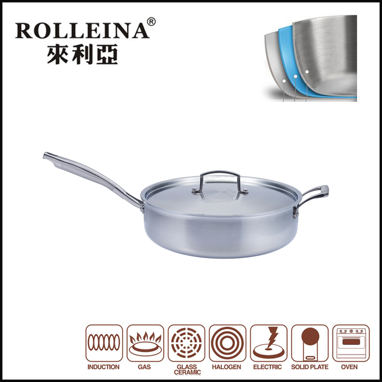 electric omelet pan greenlifepan Cast Iron pan inductionstainless steel pan
