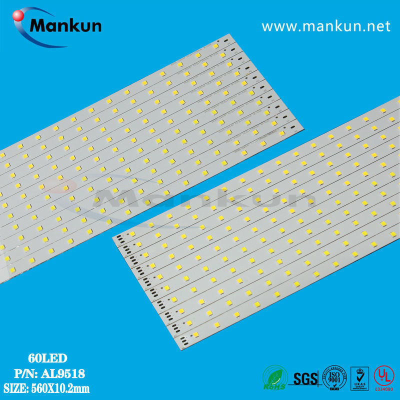 T8 SMD 2835 led strip <strong>pcb</strong> for tube light /flexible aluminum <strong>PCB</strong> strip/rigid strip <strong>pcb</strong>