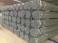 scaffolding hot dipped galvanized steel pipe