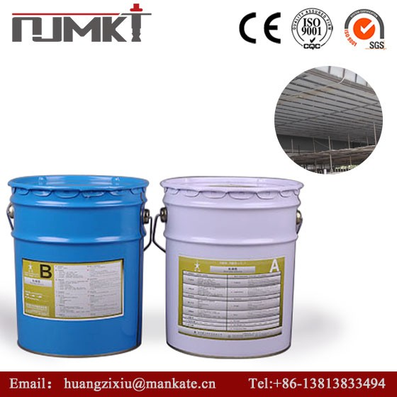 NJMKT adhesive for sticking carbon steel bond steel adhesive