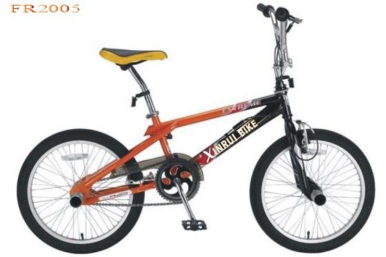 Cheap freestyle bmx bikes for sale (XR-FR2005) bicycle