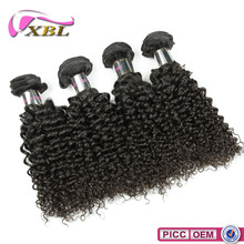 Excellent Quality Best Selling Grade 8A Chemical Free Raw Curly Indian Hair
