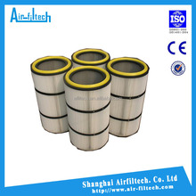Manufactured auto air filter from china