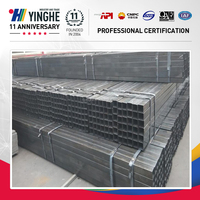 hollow section rectangular steel pipe astm a500 structure steel profiles made in China