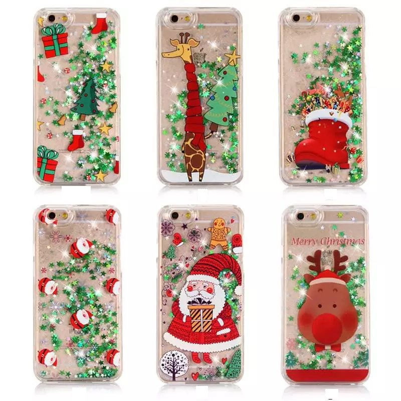 for iphone 7 cute christmas