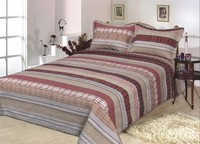 american home stylo printed quilts of cotton and microfiber fabric
