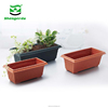 Plastic Flower Pots And Planter Home