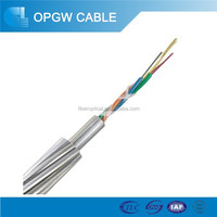 Bidding experiences Single Mode 48 Core OPGW Electric Cable