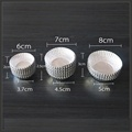 aluminum foil baking cup Cake baking cup with high quality