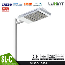 CE Rohs Approved 100 watt solar led street light low temperature