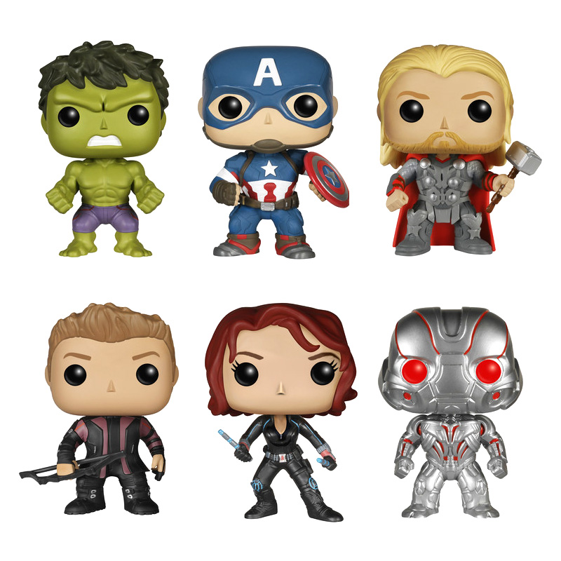 Funko pop marvel vinyl action figure model toys Shenzhen factory