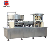 Automatic soft drink canning machine with wholesale price