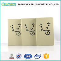 Silk Screen 100sheets Notebook Stationery