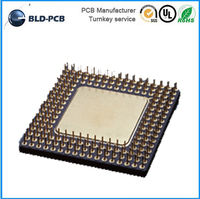 fpc circuit board PCB prototype manufacturer alibaba china PCB/PCM/BMS for LiFePO4 Battery PCB Single side