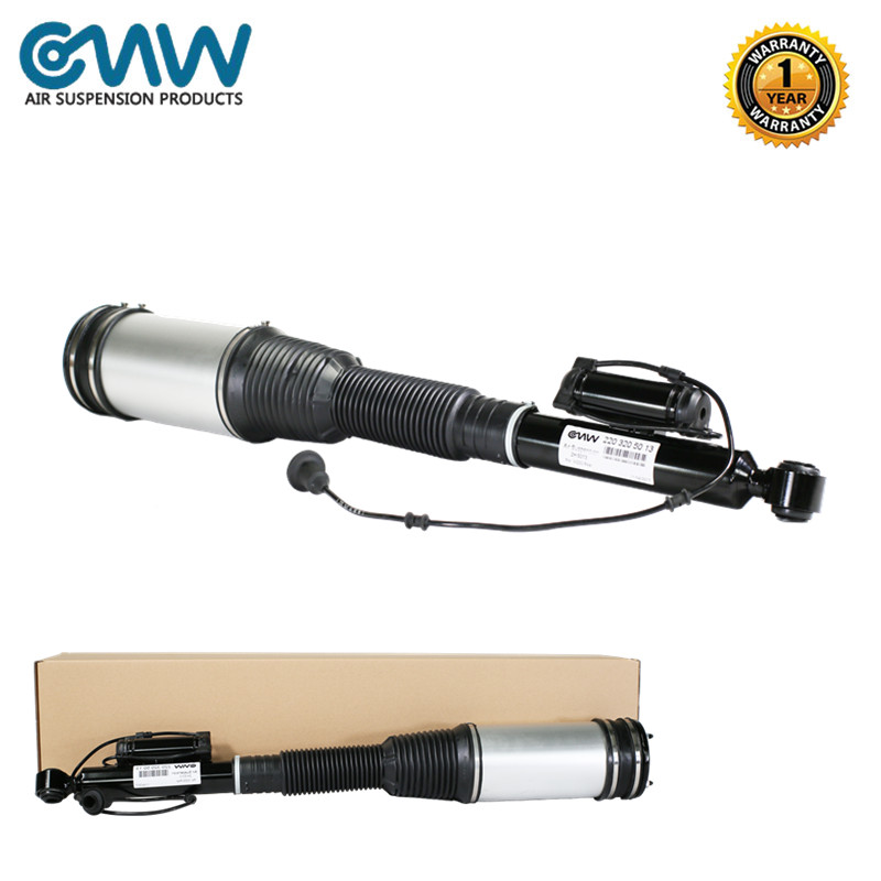 2203205013 2203202338 rear air suspension strut for Mercedes parts W220 S280 S320 S350 S430 coilover system