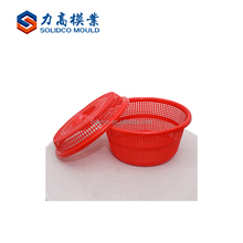 Manufacture Customized Wash Kitchen Fruit Mould Basket Molds