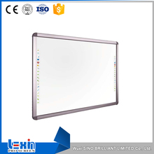 88 inch portable tv finger touch screen smart interactive whiteboard