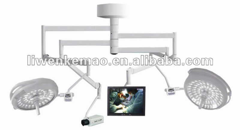 LED700/500 Double head LED Surgical lights/led medical lamp