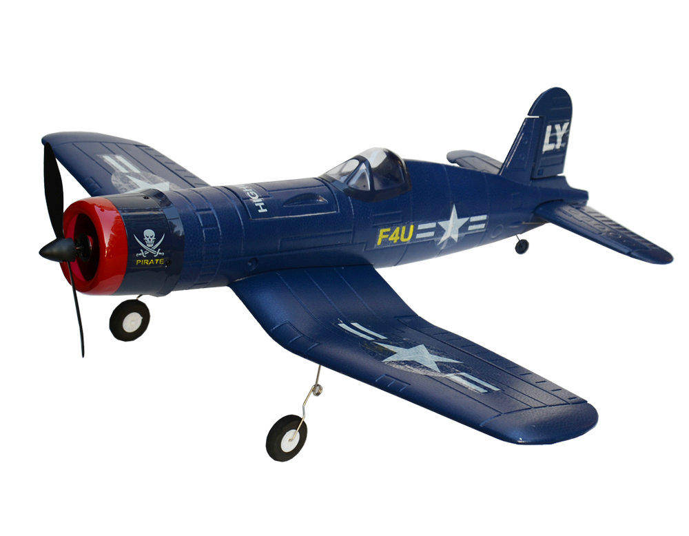 !! F4U Corsair (748-1) 2.4Ghz 6 Channels RC Glider Airplane For Kids